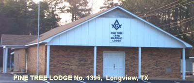 Pine Tree Masonic Lodge #1396 Building
