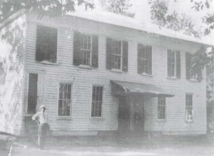 Tusculum 1857 Lodge Building