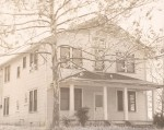 Original Pine Tree Masonic Lodge Building